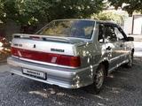 ВАЗ (Lada) 2115 (седан) 2002 года за 980 000 тг. в Шымкент – фото 5
