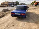 ВАЗ (Lada) 2107 2007 года за 570 000 тг. в Уральск – фото 5