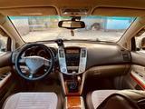 Lexus RX 330 2004 года за 7 600 000 тг. в Туркестан – фото 5