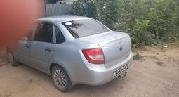 ВАЗ (Lada) Granta 2190 (седан) 2013 года за 1 400 000 тг. в Петропавловск – фото 2