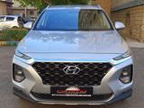 Hyundai Santa Fe 2018 года за 13 400 000 тг. в Нур-Султан (Астана)