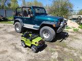 Jeep Wrangler 1997 года за 4 000 000 тг. в Алматы