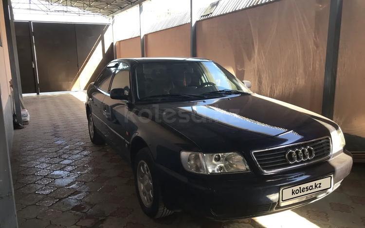 Audi 100 1996 года за 2 300 000 тг. в Шымкент