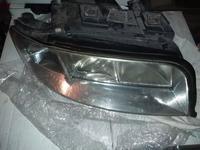 Фары на Audi a6 c5, Ауди а6 с5 за 555 тг. в Шымкент