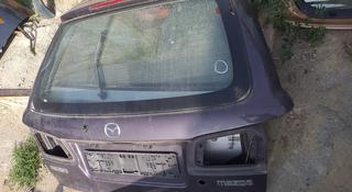 Крышка багажника мазда 626 Птичка универсал за 444 тг. в Костанай