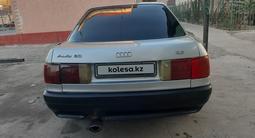 Audi 80 1990 года за 800 000 тг. в Туркестан