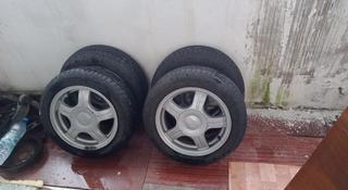 Легкосплавные диски с шинами за 60 000 тг. в Караганда