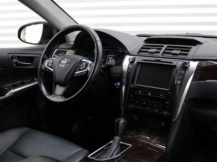 Toyota Camry 2017 года за 10 900 000 тг. в Семей – фото 10