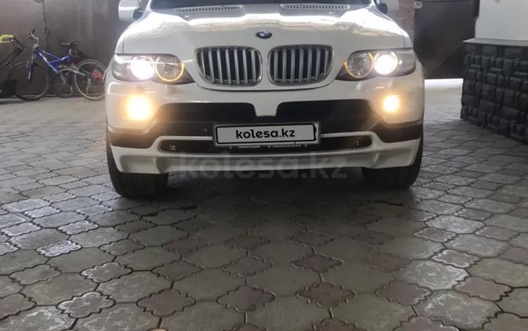 BMW X5 2005 года за 5 900 000 тг. в Алматы