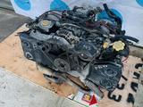 Контрактный двигатель Subaru Outback EJ25. Объём 2.5 литра за 290 000 тг. в Нур-Султан (Астана)