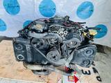 Контрактный двигатель Subaru Outback EJ25. Объём 2.5 литра за 290 000 тг. в Нур-Султан (Астана) – фото 2