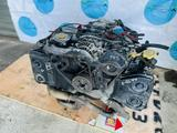 Контрактный двигатель Subaru Outback EJ25. Объём 2.5 литра за 290 000 тг. в Нур-Султан (Астана) – фото 5
