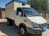 ГАЗ ГАЗель 2002 года за 2 600 000 тг. в Шымкент