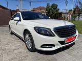 Mercedes-Benz S 400 2014 года за 25 000 000 тг. в Алматы