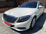 Mercedes-Benz S 400 2014 года за 25 000 000 тг. в Алматы – фото 2