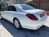 Mercedes-Benz S 400 2014 года за 25 000 000 тг. в Алматы – фото 3