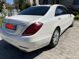 Mercedes-Benz S 400 2014 года за 25 000 000 тг. в Алматы – фото 4