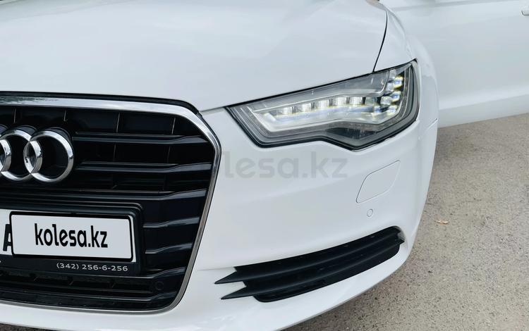 Audi A6 2012 года за 5 800 000 тг. в Алматы