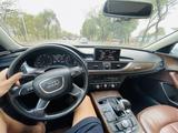 Audi A6 2012 года за 6 000 000 тг. в Алматы – фото 3