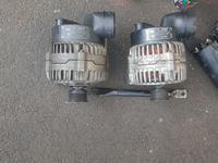 Генератор на BMW x5 3 литровый, м552, м50 e39, е46… за 35 000 тг. в Алматы