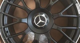 Комплект дисков P19 5×112 на Mercedes Эмираты за 350 000 тг. в Алматы