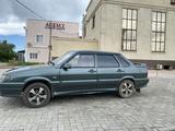 ВАЗ (Lada) 2115 (седан) 2007 года за 900 000 тг. в Уральск – фото 3