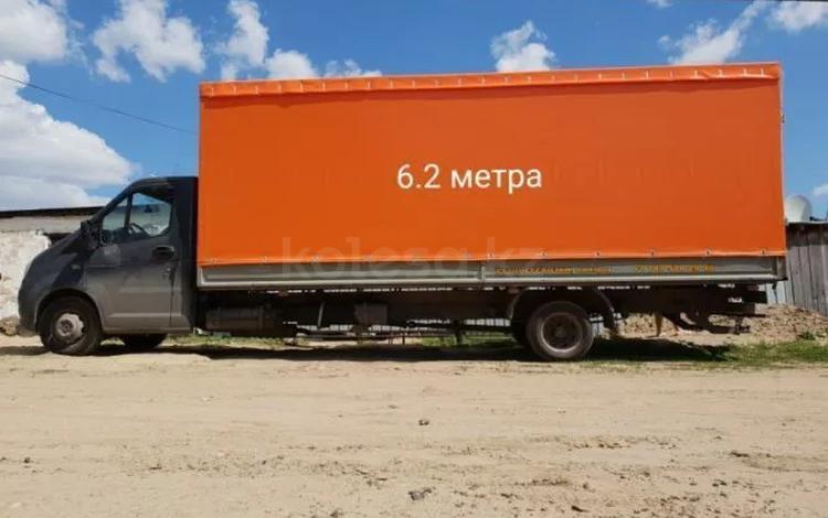 Большая Газель, 29куб с прицепом в Павлодар