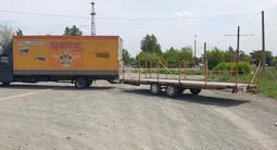 Большая Газель, 29куб с прицепом в Павлодар – фото 5