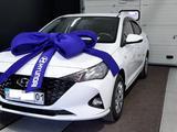 Hyundai Accent 2021 года за 8 450 000 тг. в Нур-Султан (Астана)