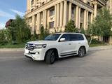 Toyota Land Cruiser 2017 года за 29 500 000 тг. в Алматы – фото 4