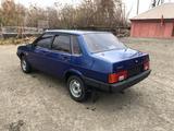 ВАЗ (Lada) 21099 (седан) 2003 года за 750 000 тг. в Актобе – фото 2