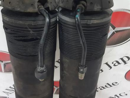 Амортизаторы задние ABC на Mercedes-Benz w215 за 118 314 тг. в Владивосток – фото 22