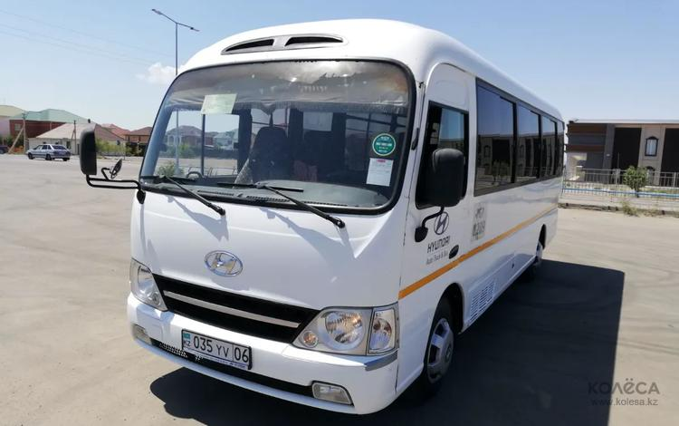 Hyundai  County 2012 года за 7 000 000 тг. в Атырау