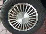 Диски с летней резиной оригинал Nissan за 99 000 тг. в Алматы – фото 3