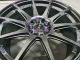 Комплект дисков NEW DEEP RACE XXR 527 R18 5 114.3 за 280 000 тг. в Алматы – фото 3