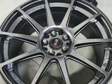 Комплект дисков NEW DEEP RACE XXR 527 R18 5 114.3 за 280 000 тг. в Алматы – фото 5