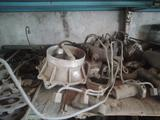 Двигатель по запчястям (запчасти бу) на Мерседес-380 W116-W126-3.8л за 10 000 тг. в Алматы – фото 2