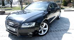 Audi A5 2011 года за 5 600 000 тг. в Алматы