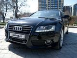 Audi A5 2010 года за 5 850 000 тг. в Алматы – фото 2