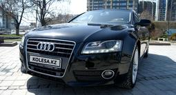 Audi A5 2011 года за 5 600 000 тг. в Алматы – фото 2