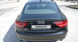 Audi A5 2011 года за 5 600 000 тг. в Алматы – фото 5