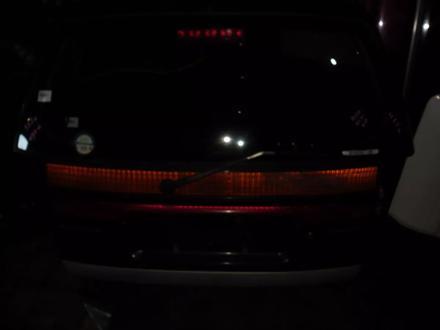 Дверь багажника 5 я Mitsubishi Chariot n43w n33w n44w за 25 000 тг. в Караганда