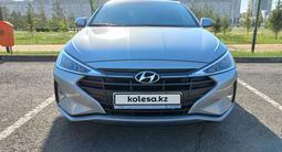 Hyundai Elantra 2019 года за 8 200 000 тг. в Нур-Султан (Астана)