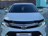 Toyota Camry 2017 года за 13 900 000 тг. в Кызылорда – фото 3