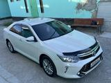 Toyota Camry 2017 года за 13 900 000 тг. в Кызылорда – фото 4