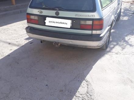 Volkswagen Passat 1992 года за 850 000 тг. в Туркестан – фото 3