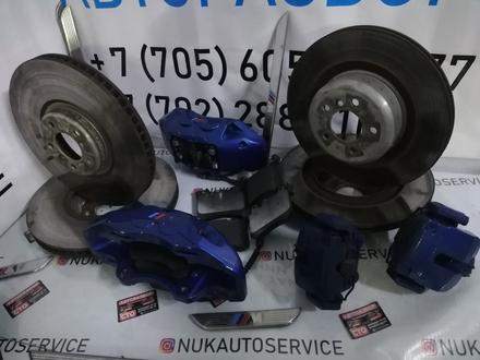 Тормозные диски с суппортами за 800 000 тг. в Алматы