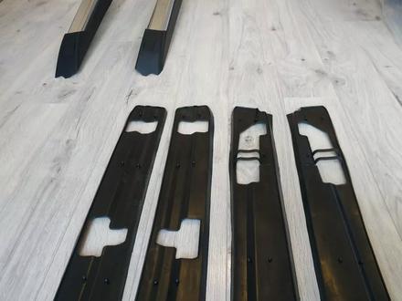 Рейлинги, Багажник на крышу, продольные. CRV 4-е поколение за 45 000 тг. в Алматы – фото 7