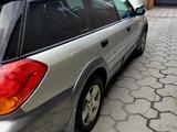 Subaru Outback 2004 года за 4 000 000 тг. в Алматы – фото 4