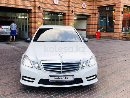 Mercedes-Benz E 200 2012 года за 8 000 000 тг. в Алматы – фото 4